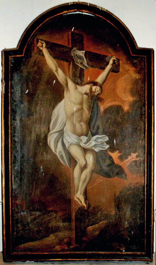 Crucifixion Gardie