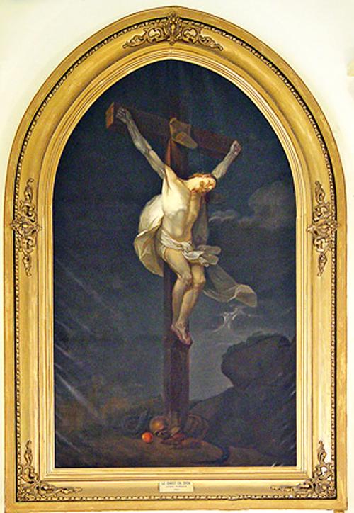 Crucifixion Plamondon